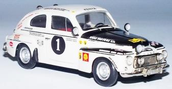 Volvo rally