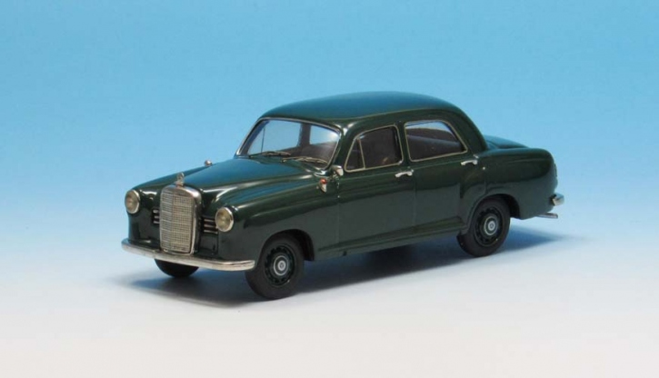 Mercedes 180 b-c Ponton (1959-1962) 4-door Saloon