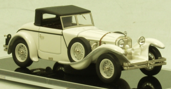 """Mercedes 680 S 26/120/180 PS Torpedo Roadster """"Saoutchik"""" (1928)_chassis no.35966_closed top"""