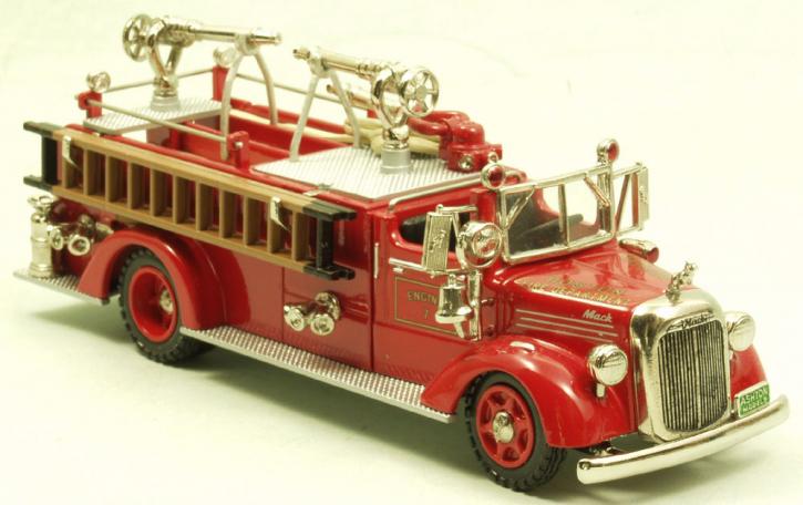 "1947 Mack Hose Wagon ""Boston Fire Department""  Engine 7"