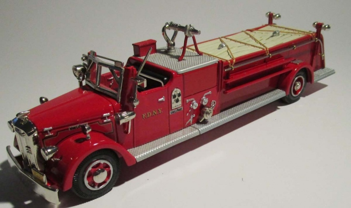 "1951 Ward La France  Relay Hose Wagon ""F.D.N.Y."""