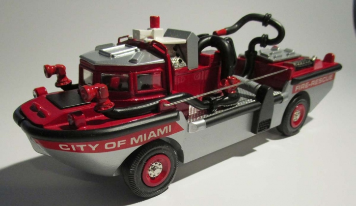 "1984 Amphibious Fire Apparatus, ""Miami""  Florida"