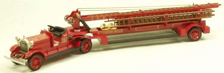 """1924 Ahrens-Fox  Aerial Ladder Truck """"Clifton"""""""