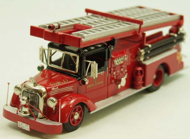 """1949 Mack """"Chicago"""" modified in 1964 to Engine 88"""