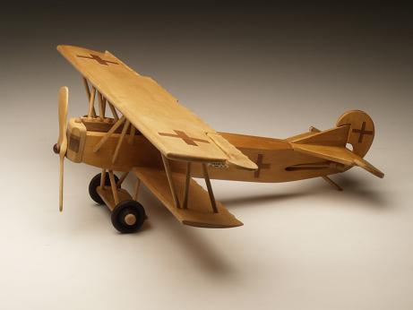 Fokker D VII 1918