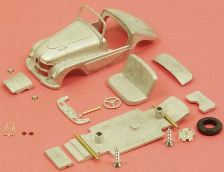 Kleinschnittger  F 125  1950-1957
