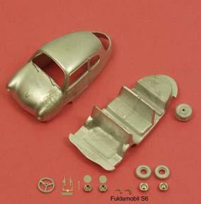 Fuldamobil S6 1957