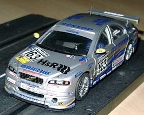 Volvo S60 Slotcar ( Volvo + 24h Rennen (2003 Klassensieger) ! ohne Chassis und Fahrer !