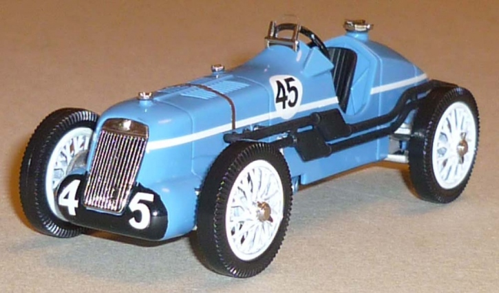 MG R 1935   (Team Bellevue Garage, Geschwister Evans Doreen Evans)