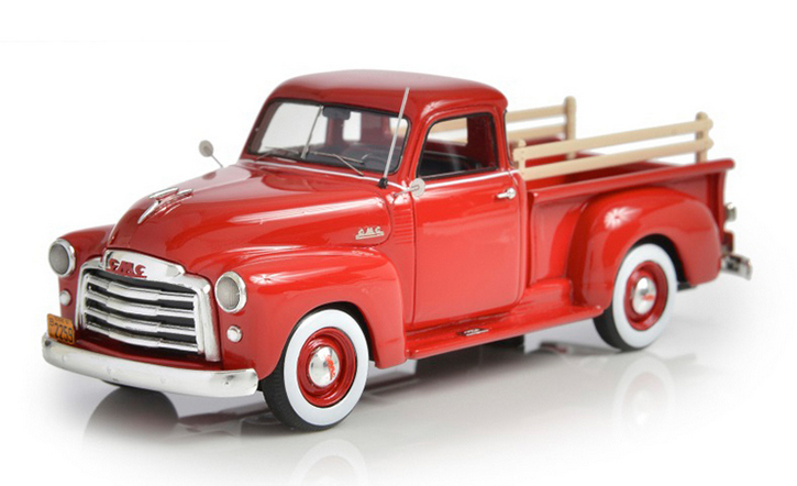 1951 GMC Series 100 5-window pickup