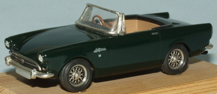 Sunbeam Alpine MK5 Roadster  open top