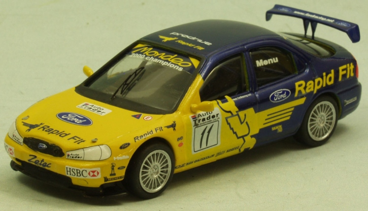 Ford Mondeo Alain Menu British Touring Car Championship_ Winner 2000
