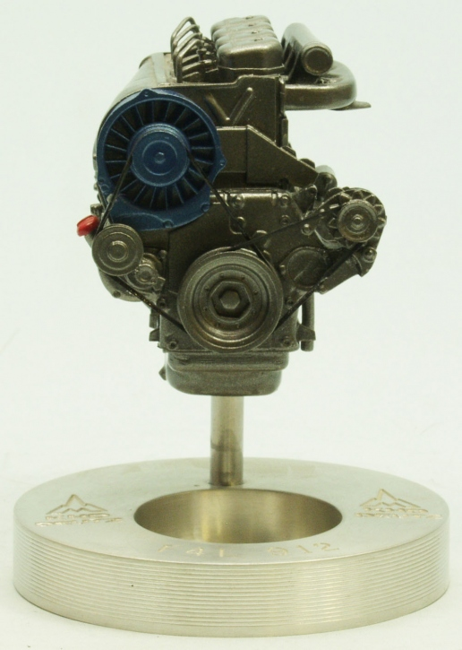 Deutz Aircooled Engine  F 4L 912  scale 1/12
