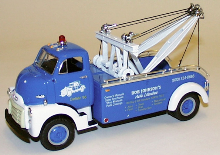 "GMC Tow Truck ""Bob Johnson´s"""