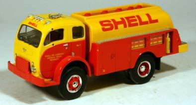 "White 3000 Tank Truck ""SHELL"""