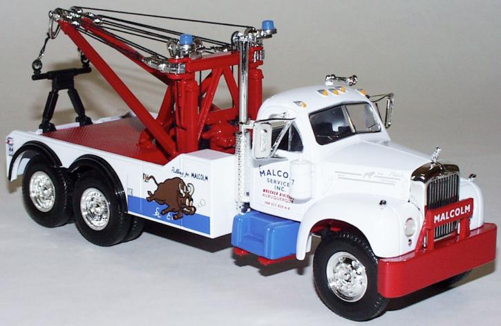 "Mack B-61 Tow Truck ""Malcolm"""