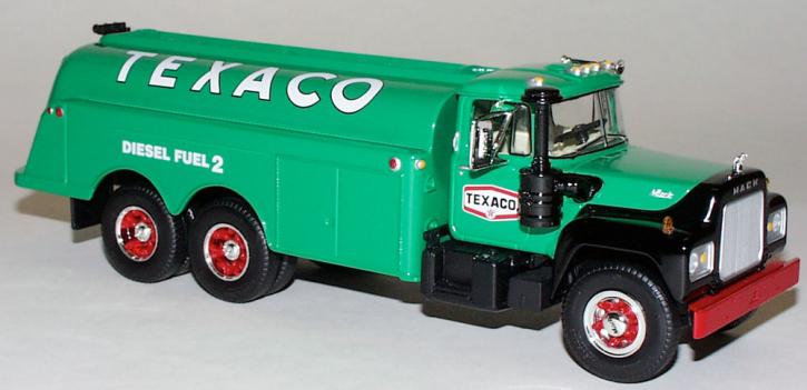 """Mack R-600 Fuel Tanker """"Texaco  Diesel"""""""