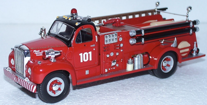 "Mack B-61 Fire Truck ""Chicago"""
