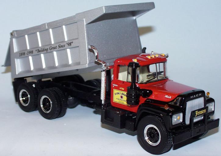 "Mack R-600 Dump Truck ""Jensen"""