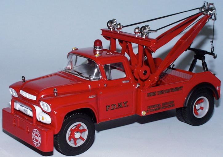 "GMC Tow Truck ""FDNY"""