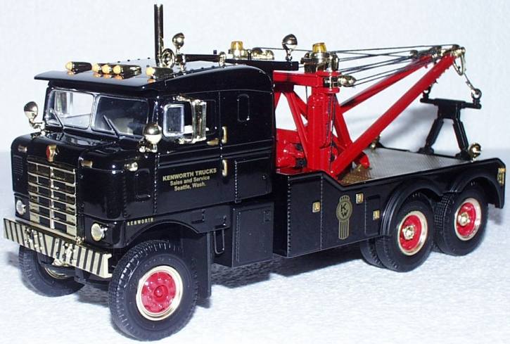 "Kennworth/""Bullnose""  Tow Truck "" Kennworth Trucks"""