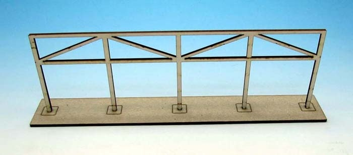 Sponsors billboard Set 02-2 smal kit 1/43  without signs