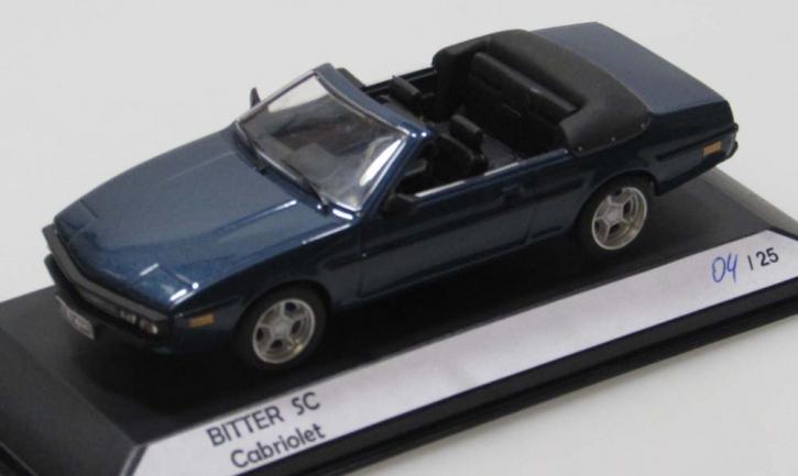 Opel Bitter SC 3.9 Cabriolet