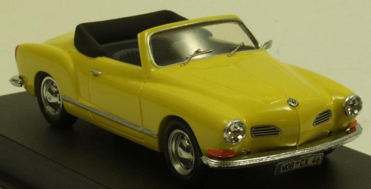 VW 1500 Karmann Cabriolet Typ 14