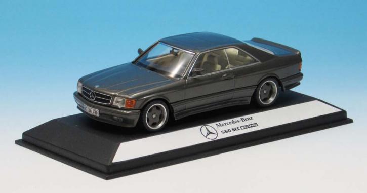 Mercedes-Benz 560 SEC C126 AMG Coupe