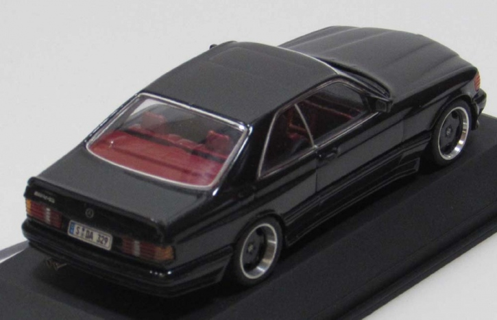 Mercedes-Benz 560 SEC C126 AMG Coupe (wide body)