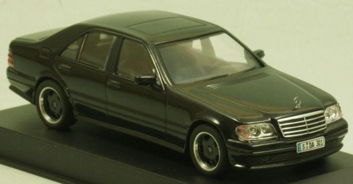 Mercedes-Benz 600 SEL W140 AMG Limousine