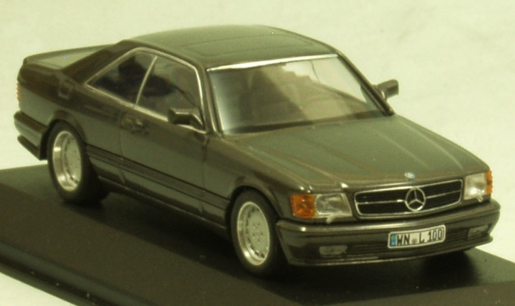 "Mercedes-Benz 560 SEC C126 ""Lorinser"" Coupe"