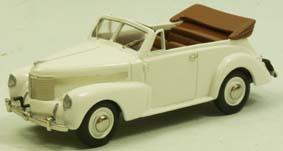 Opel Kapitän Cabriolet 2-doors