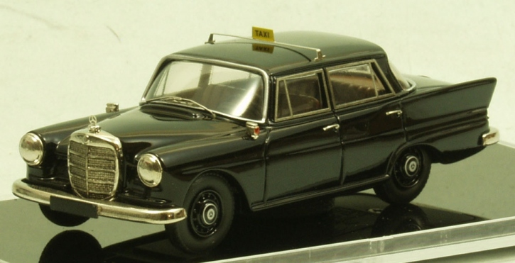 """Mercedes 190 C  4-door Saloon """"Heckflosse"""" """"TAXI"""""""