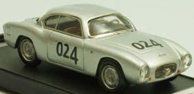 """Lancia Appia GTS """"Zagato"""" 1957 (Mille Miglia No. 024  Enrico Anselmi)"""