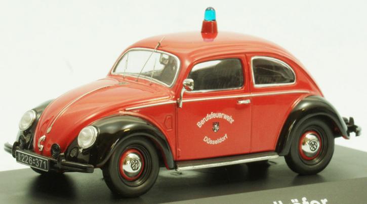 """VW Brezelkaefer """"Berufsfeuerwehr Duesseldorf"""""""