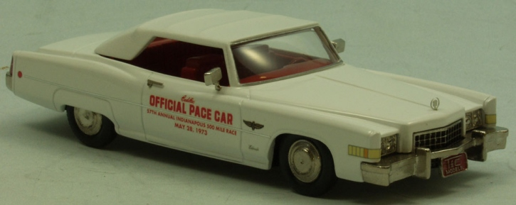 Cadillac Eldorado Indianapolis Pace Car 1973 (closed top)
