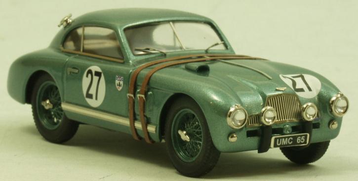 Aston Martin DB Mark II (UMC 65) 2 Liter race no. 27  Chassis No.LML/49/2