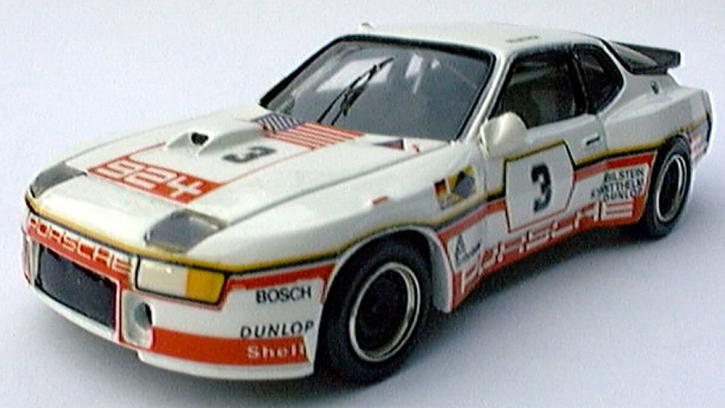 """Porsche 924  Carrera GT """"Le Mans""""  (USA) Nr.3"""