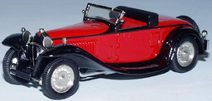 "Bugatti Typ 49  Cabriolet ""Gangloff"" (offen)"