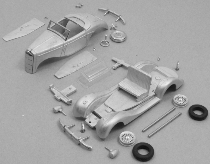 "Opel Super 6 Convertible  ""Gläser"""