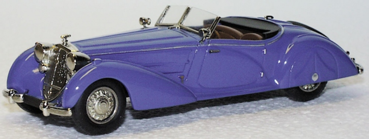 "Horch 853 (1939) Convertible ""Erdmann & Rossi"" (open top)"