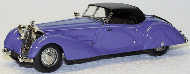 "Horch 853 (1939) Convertible ""Erdmann & Rossi"" (closed top)"