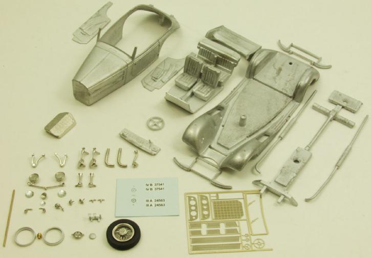 Mercedes 540K Convertible B (open top)