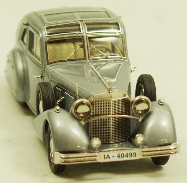 """Mercedes-Benz 500K (W29) Stromlinie mit Schiebedach """"Erdmann & Rossi"""" 1935"""