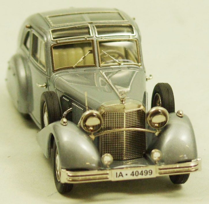 "Mercedes-Benz 500K (W29) Streamline with sunroof ""Erdmann & Rossi"" 1935"