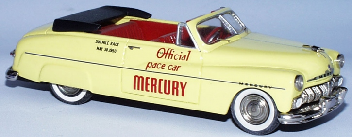 Ford Mercury Indianapolis Pace Car 1950
