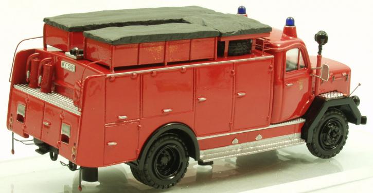"Magirus-Deutz FM150D10A Rüstwagen RW-ÖL (2500Ltr.) ""München"" Limited Edition"""