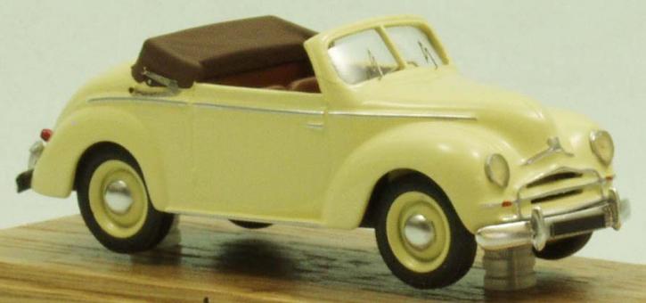 """Ford Taunus 10M Cabriolet """"Deutsch"""" 1951"""