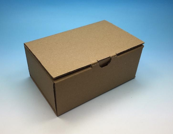 Quick Pack Verpackungssystem mit grauen Schaumstoffstreifen